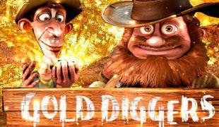 Игровой автомат Gold Diggers в онлайн казино Европа