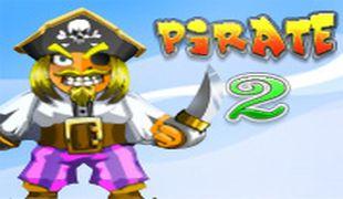 Игровой автомат Pirate 2 в интернет казино Франк бесплатно