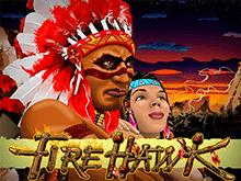 Автомат Огненный Ястреб в Франк казино