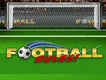 Football Rules! от разработчика Playtech